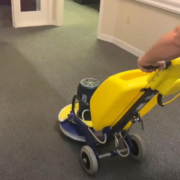 encapsulation carpet cleaning